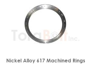 Inconel 617 Rings