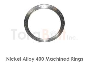 Monel 400 Rings