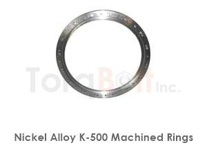 Monel K-500 Rings