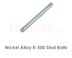 Monel K-500 Stud Bolts