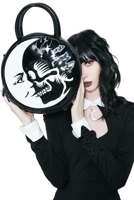 Killstar Luna Morte Handbag