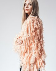 You Could Be My Flamingo Jacket