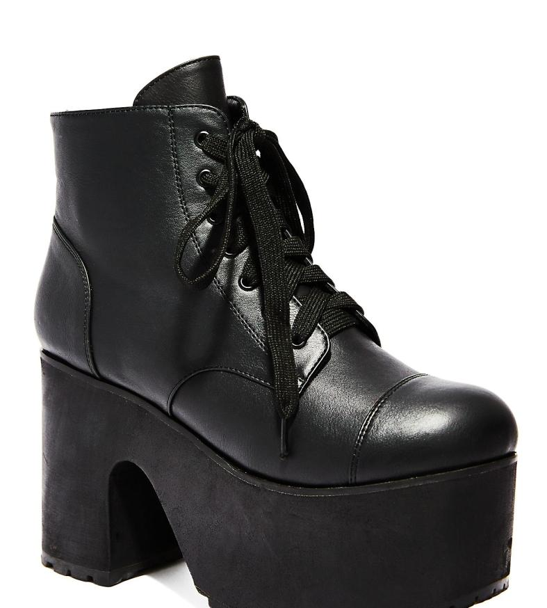 2ffcfaada40 Current Mood Nocturnal Platform Boots » Hex Libris
