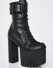 Current Mood Stygian Boots