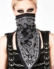 Nightfall Nomad Bandanna Dust Mask