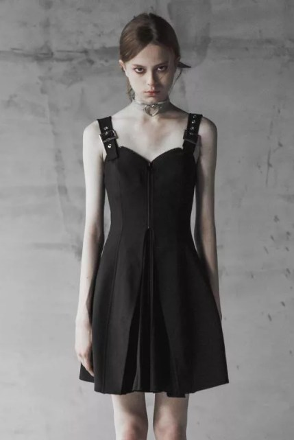 Punk Rave Deadly Beauty Dress