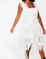 Bride Of The Dead Lace Gown