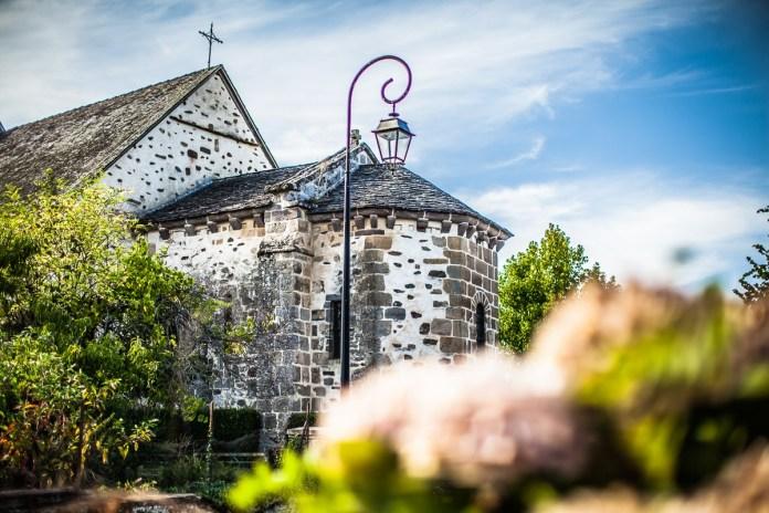 L'église de Concèze - Photo David Desreumaux