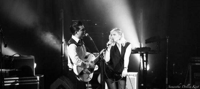 Jo Wedin & Jean Felzine, LE duo «total glamour» !