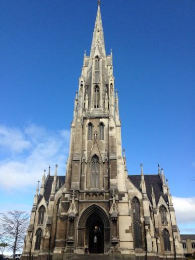 The first church of Otago