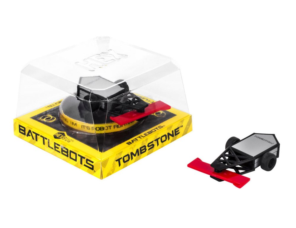 Hexbug BattleBots Push Strike - Tombstone