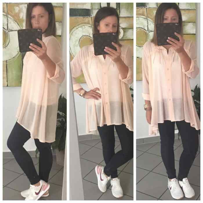Ourtfit Bluse