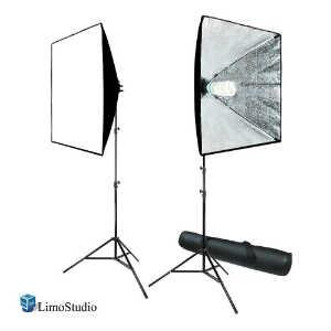 limostudio 700w softbox lighting kit