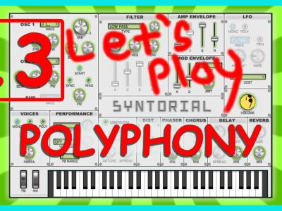 Easy Synth Programming – Polyphony