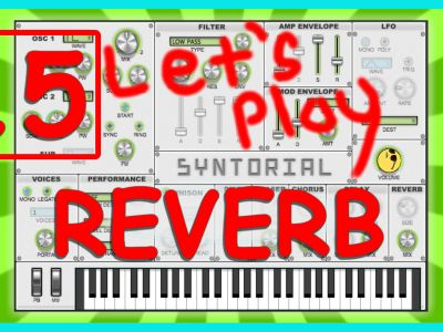 Easy Synth Programming – Reverb
