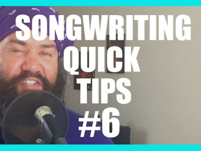 Song Writing Quick Tips 6 – Compose With Purpose