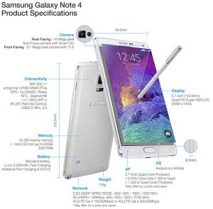 Samsung launches Galaxy Note 4, Galaxy Note Edge and Gear VR  Mobile Phones  News  HEXUS