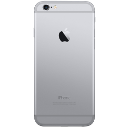 iPhone 6 Cinza (traseira)