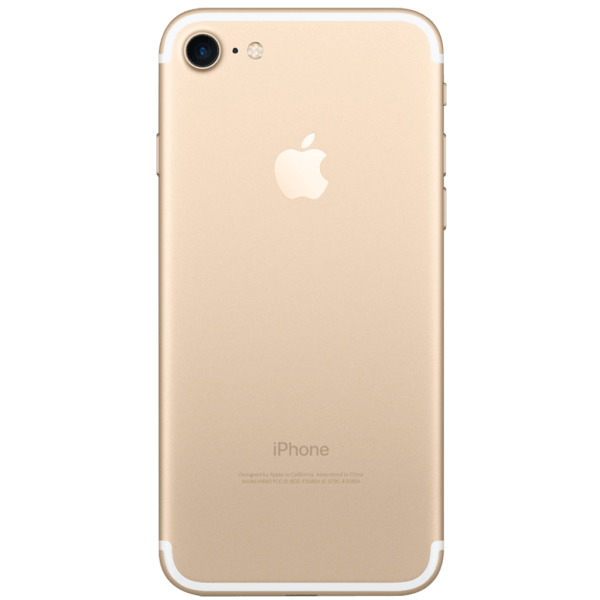 iPhone 7 Gold (traseira)