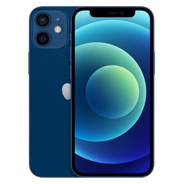 iPhone 12 blue dupla
