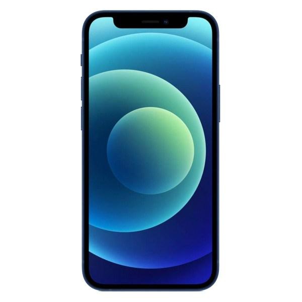 iPhone 12 blue frente