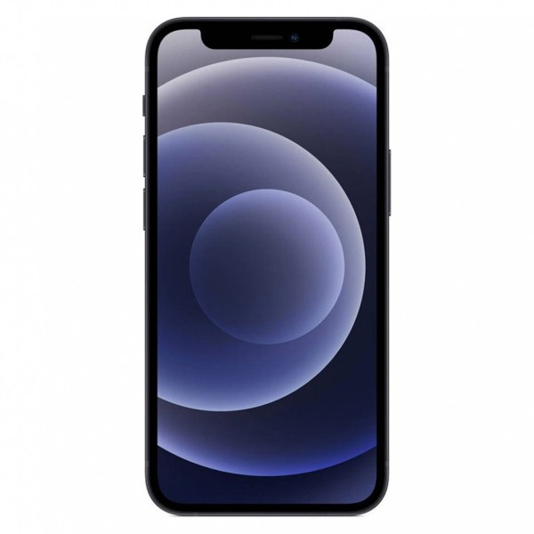 iPhone 12 black frente