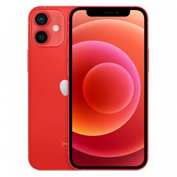 iPhone 12 red dupla