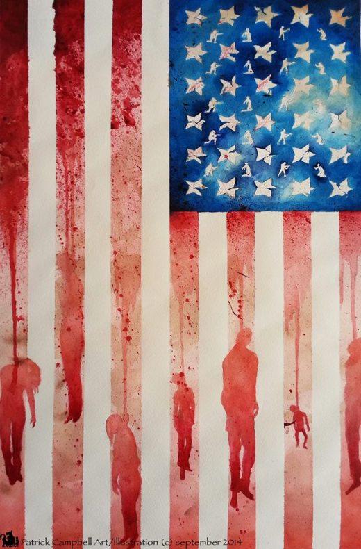 america-blood-patrick-campbell-artist