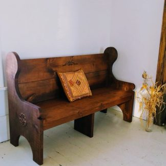 Modern Pews Style Country Bench
