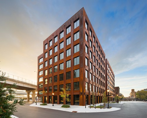 Building the future with wood