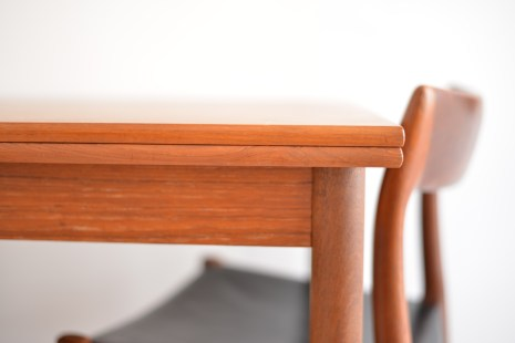 Teak Dining Table (Extendable)