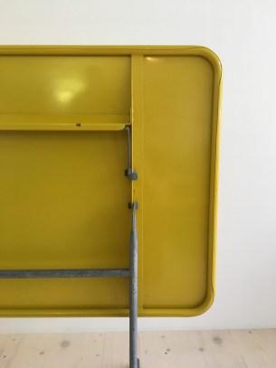 Bigla Gartentisch (Gelb)