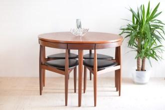 Hans Olsen Dining Suite Frem Rojle Dinette Teak