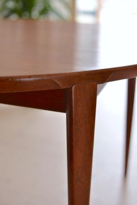 Henry Rosengren Hansen Teak Dining Table (Extendable)