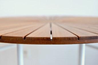 Teak Garden Table by BKS Denmark