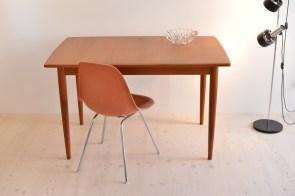 Swiss Teak Dining Table