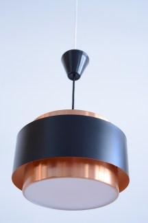 Mid Century Saturn Hanging Lamp Jo Hammerborg Fog and Morup Denmark 1960s heyday möbel moebel Zürich Zurich Werkhof Binz