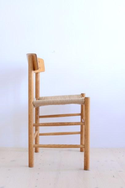Borge Mogensen J39 The People's Chair Oak heyday möbel moebel Zürich Binz
