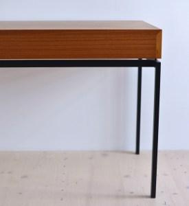 Dieter Wäckerlin Teak Desk and Corpus heyday möbel Zürich