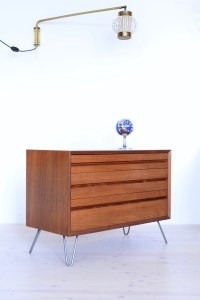 heyday moebel Small Teak Cadovius Drawer heyday moebel