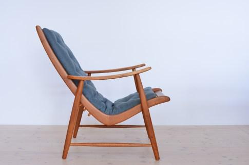 Jacob Muller Ronco Chair Original available at heyday möbel, Grubenstrasse 19, 8045 Zurich, Switzerland