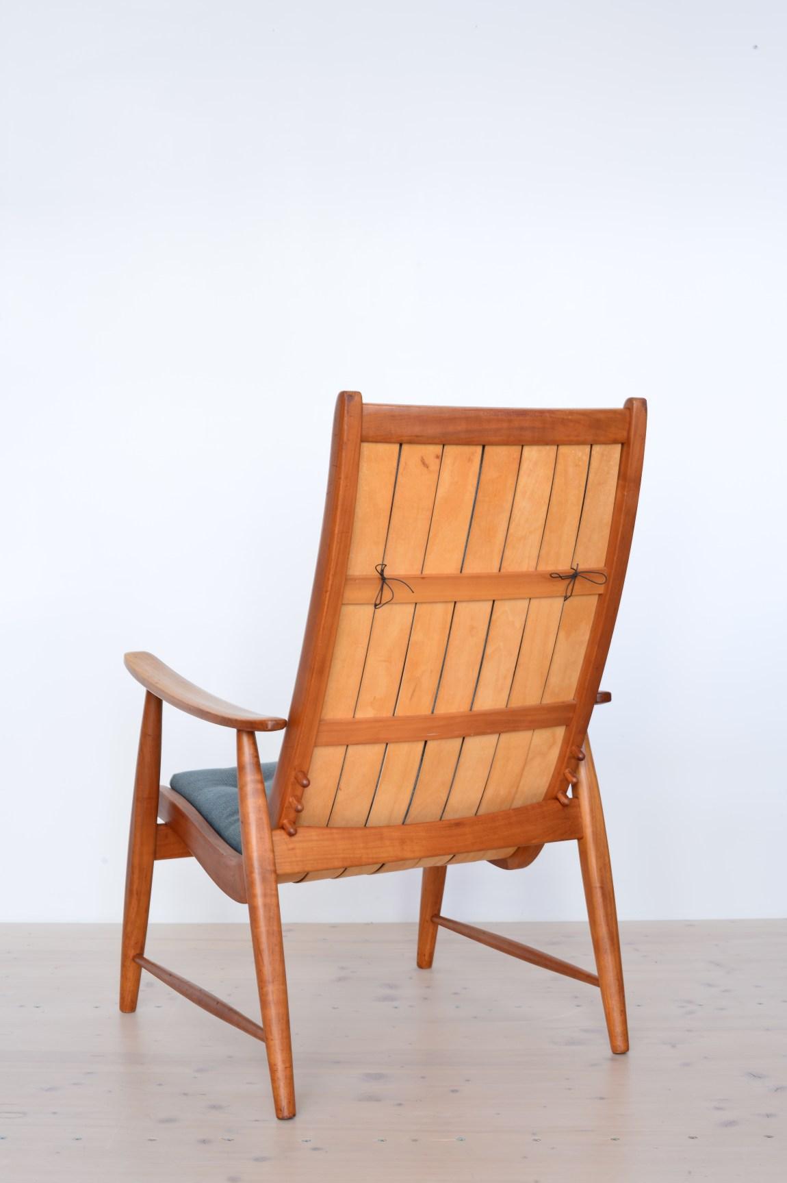 xJacob Muller Ronco Chair Original available at heyday möbel, Grubenstrasse 19, 8045 Zurich, Switzerland