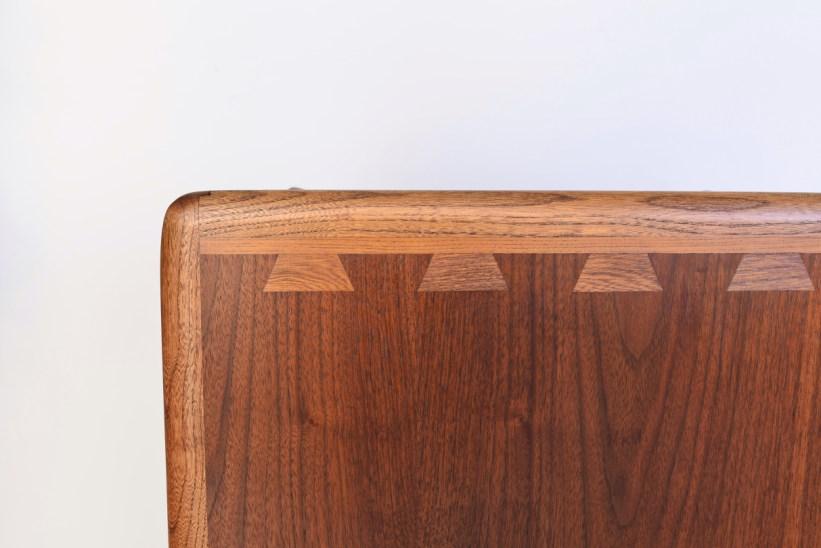 Oak and Teak Side Tables by Lane Altavista heyday möbel