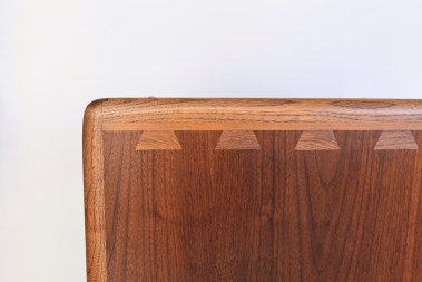 Walnut and Ash Side Tables by Lane Altavista heyday möbel