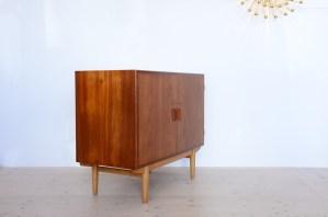 Borge Mogensen Teak and Oak Sideboard heyday moebel Zurich