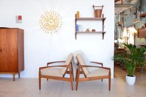 Kai Kristiansen Paper Knife Chair Set heyday möbel