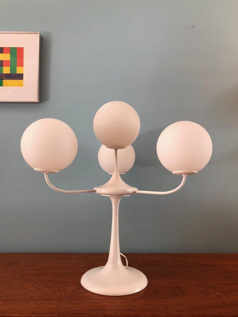 Temde Candelabra Ball Lamp Switzerland heyday möbel