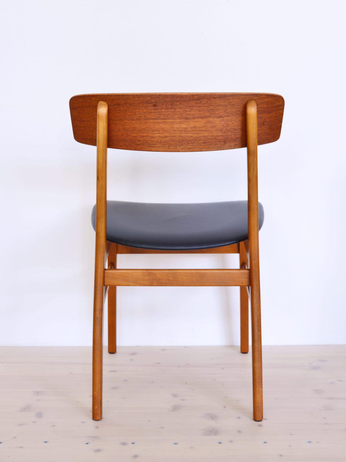 Farstrup Office Chair with Rectangular Backrest heyday möbel moebel Zürich Binz
