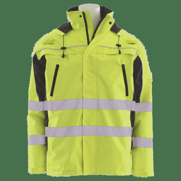 W570R Ripstop Jack with reversible fleece vest