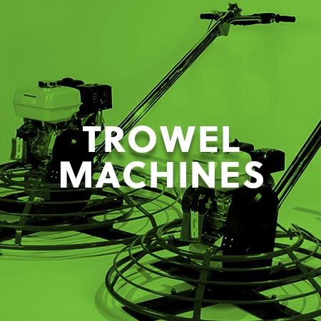 TROWEL MACHINES